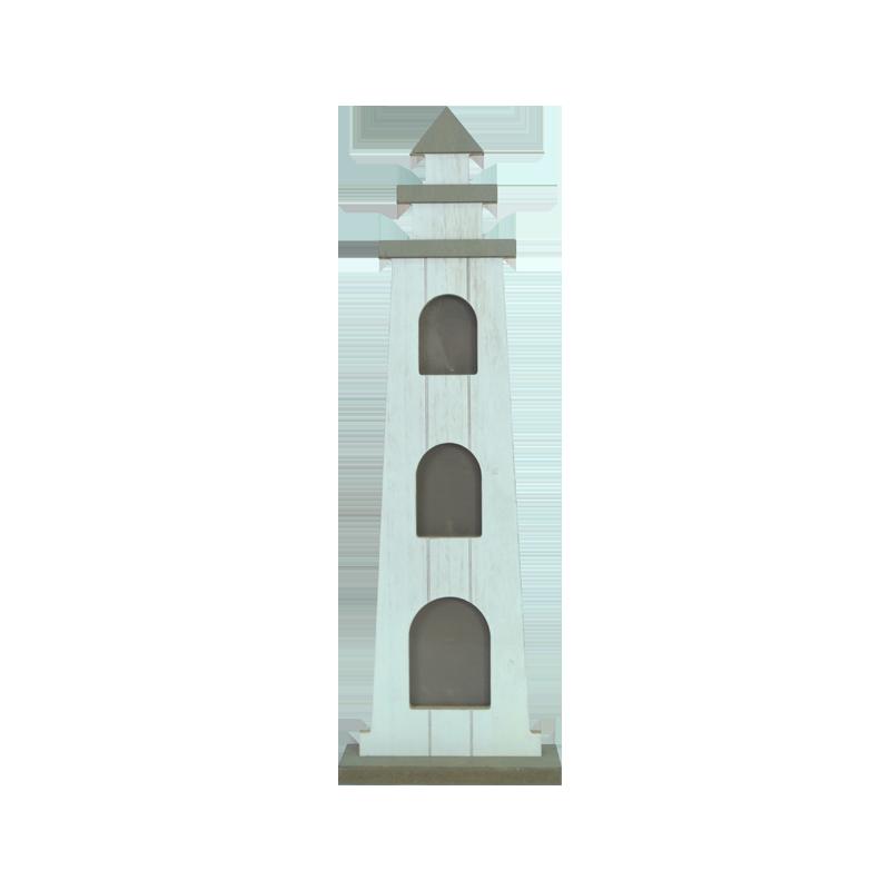 Décoration phare en bois décoration de la maison